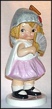 Dolly Dingle In Spain, Goebel Dolly Dingle Figurine  #11463-13 MAIN