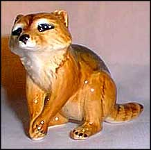 Raccoon, Goebel Figurine  #36-524