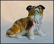 Puppy- Collie, Goebel Figurine  #80107