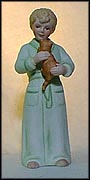 Rise And Shine, Goebel Figurine by Irene Spencer  #9709 MAIN