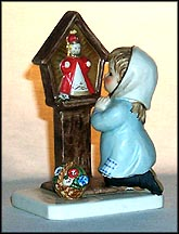 Little Prayers Are Best, Goebel Figurine by Charlot Byj  #Byj 59 MAIN