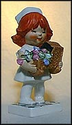Nurse, Goebel Figurine by Charlot Byj  #Byj 63