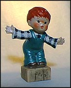 O'Hair For President, Goebel Figurine by Charlot Byj  #Byj 8 MAIN