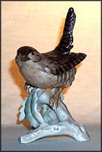 Brown Bird by Skrobek, Goebel Figurine  #CV 108