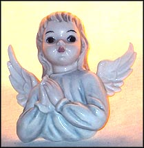 Angel, Goebel Figurine  #Hul 718 B