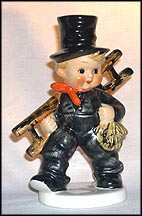 Chimney Sweep, Goebel Figurine  #KF 40