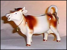 Cow, Goebel Figurine  #nn-cow2