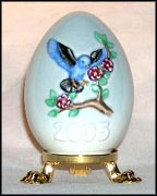 2005 Bluebird, Goebel Annual Easter Egg