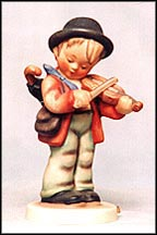 Little Fiddler- TMK Incised, M. I. Hummel Figurine