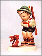 Sensitive Hunter, M. I. Hummel Figurine