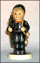 Chimney Sweep, M. I. Hummel Figurine MAIN