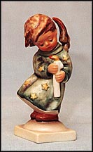 Heavenly Angel, M. I. Hummel Figurine