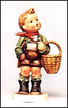 Village Boy, M. I. Hummel Figurine