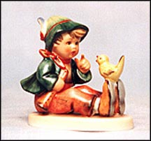 Singing Lesson, M. I. Hummel Figurine