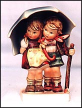 Stormy Weather, M. I. Hummel Figurine