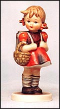 School Girl, M. I. Hummel Figurine MAIN