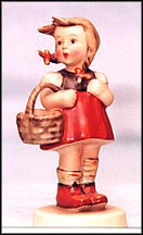 Little Shopper, M. I. Hummel Figurine MAIN
