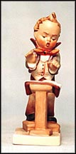 Band Leader, M. I. Hummel Figurine