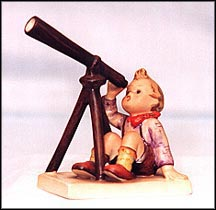 Star Gazer, M. I. Hummel Figurine MAIN