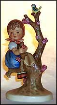 Apple Tree Girl, M. I. Hummel Figurine