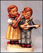 Happy Days, M. I. Hummel Figurine