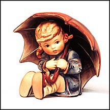 Umbrella Girl, M. I. Hummel Figurine
