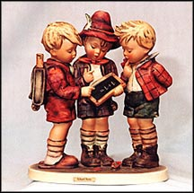 School Boys - Ltd Ed 100 in NA, M. I. Hummel Figurine
