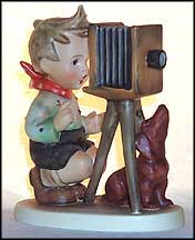 Photographer, M. I. Hummel Figurine