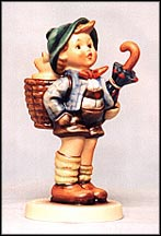 Home From Market, M. I. Hummel Figurine