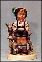 Little Goat Herder, M. I. Hummel Figurine MAIN