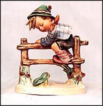 Retreat To Safety, M. I. Hummel Figurine
