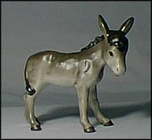 Donkey, M. I. Hummel Nativity