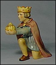 King Kneeling, M. I. Hummel Nativity MAIN