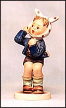 Boy With Toothache, M. I. Hummel Figurine