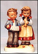 Birthday Serenade (old style), M. I. Hummel Figurine