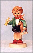 Boy With Horse - w/o base, M. I. Hummel Figurine