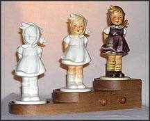 Which Hand Progression Set, M. I. Hummel Figurine