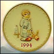 1994 Doctor, M. I. Hummel Annual Plate