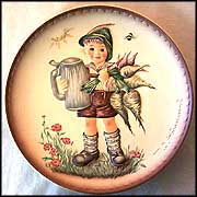 For Father, M. I. Hummel Friends Forever Plate MAIN