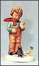Bird Watcher, M. I. Hummel Figurine