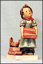 Builder, M. I. Hummel Figurine MAIN