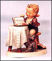 Little Bookkeeper, M. I. Hummel Figurine