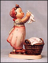 Wash Day, M. I. Hummel Figurine