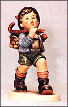Run-A-Way (old style), M. I. Hummel Figurine