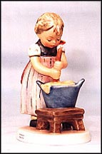 Baking Day, M. I. Hummel Figurine
