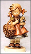 Autumn Harvest, M. I. Hummel Figurine