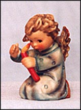 Shining Light, M. I. Hummel Figurine MAIN