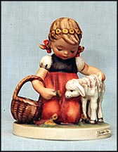 Favorite Pet, M. I. Hummel Figurine