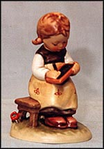 Busy Student, M. I. Hummel Figurine