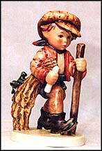 On Secret Path, M. I. Hummel Figurine